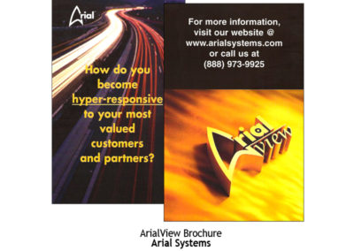 ArialSystems-Brochure