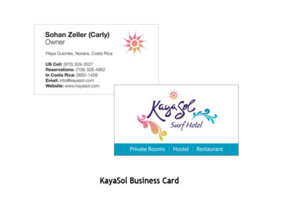 KayaSolBusinessCard