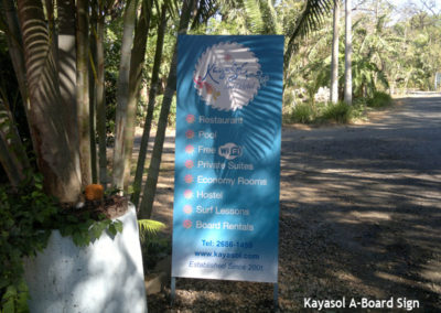 KayasolABoardSign