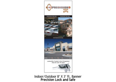 Precision-Outdoor-Banner